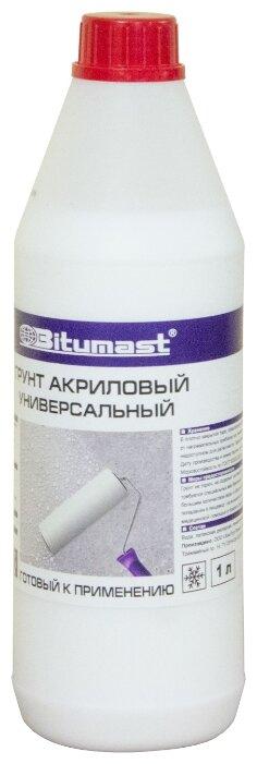Грунтовка Bitumast универсальная акриловая (1 л)