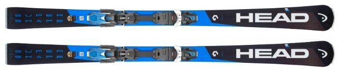 Горные лыжи HEAD Supershape i.Titan с креплениями PRD 12 GW (18/19)