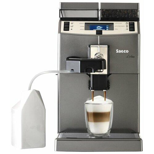 Кофемашина Saeco Lirika One Touch Cappuccino серебристый кофемашина saeco lirika