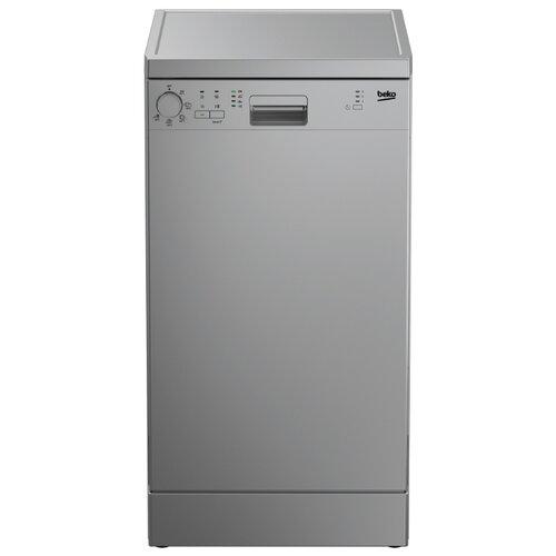 Посудомоечная машина Beko DFS 05W13 S beko dfs 25w11 w белый