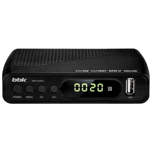 TV-тюнер BBK SMP145HDT2 черныйTV-тюнеры<br>