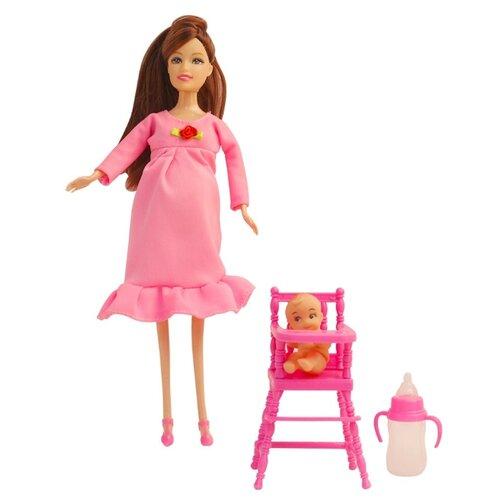 Купить Кукла Kari беременная с малышом и аксессуарами, BT958448, Куклы и пупсы