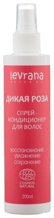 Levrana несмываемый спрей-кондиционер для волос Дикая Роза