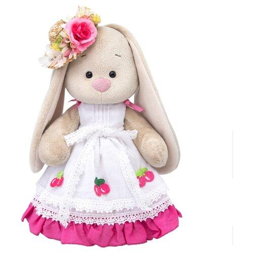 Мягкая игрушка Зайка Ми Вишенка 32 см