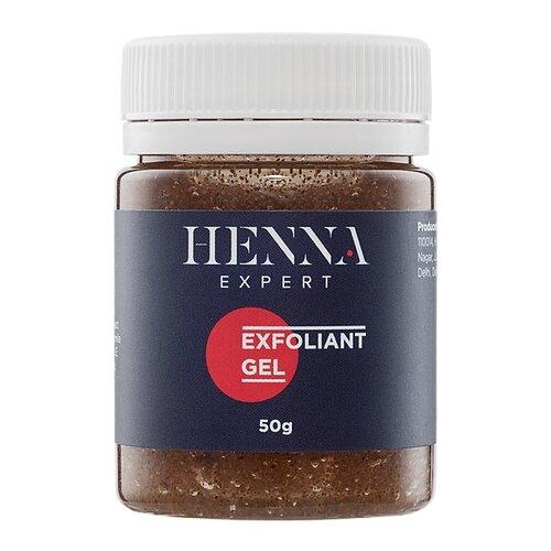 Henna Expert Скраб гель для бровей с миндальной крошкой, 50 гр bio henna скраб пилинг для бровей soft peeling