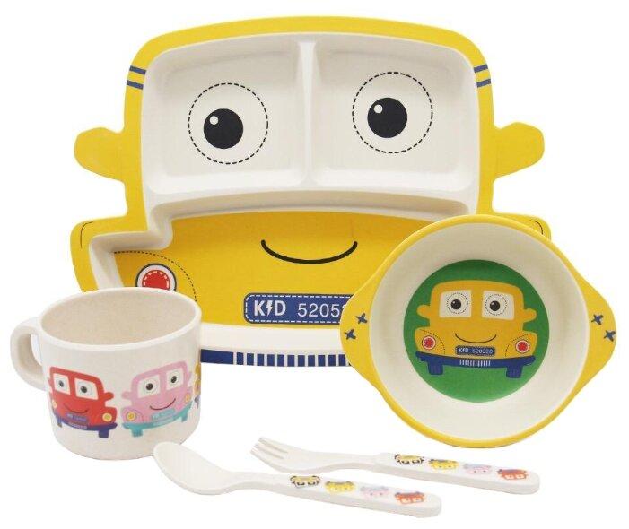 Комплект посуды Brightman Автомобиль