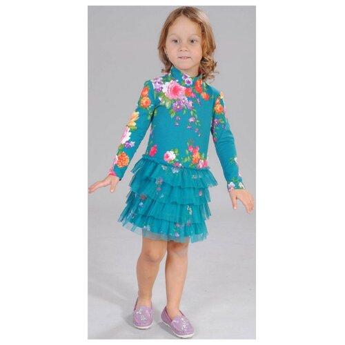 Платье Fleur de Vie размер 98, м.волнаПлатья и сарафаны<br>