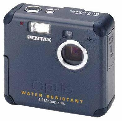 Фотоаппарат Pentax Optio 43WR