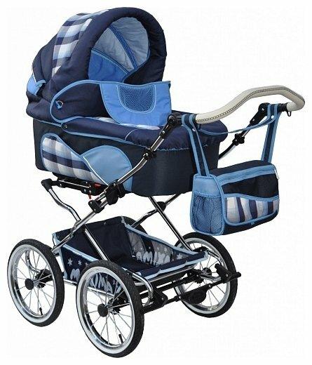 Универсальная коляска Maxima Retro-Standard (2 в 1)
