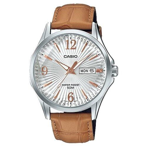 Фото - Наручные часы CASIO MTP-E120LY-7A наручные часы casio mtp 1253d 7a