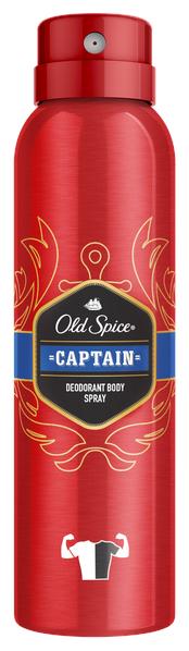 Дезодорант спрей Old Spice Captain 150 мл