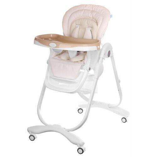 Стульчик для кормления Nuovita Fantasia латте стульчик для кормления babys piggy розовый