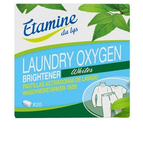 ETAMINE DU LYS Отбеливатель в таблетках экологичный, 440 г, 20 шт. по цене 1 239