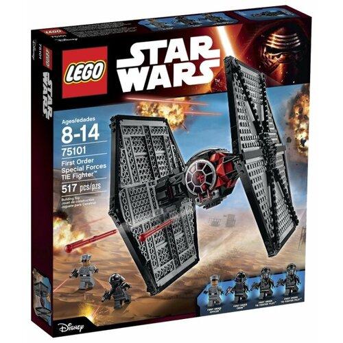 Купить Конструктор LEGO Star Wars 75101 Истребитель особых войск Первого Ордена, Конструкторы