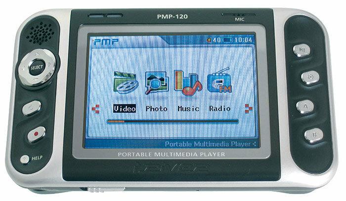 Плеер iRiver PMP-120