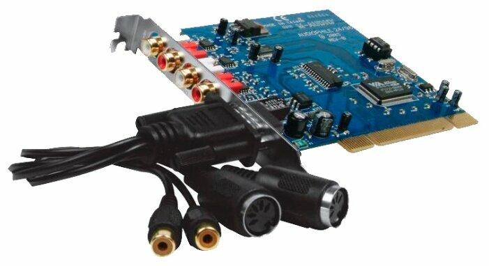 Внутренняя звуковая карта M-Audio Audiophile 2496