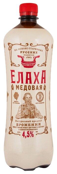 Медовуха Елаха Медовая 1 л
