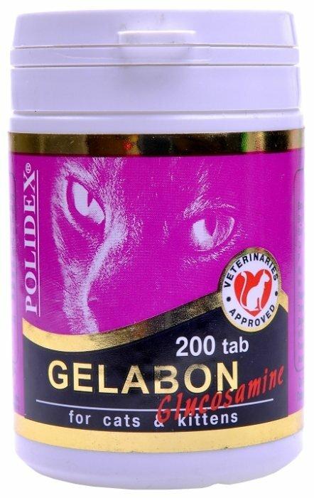 Витамины Polidex Gelabon plus Glucozamine