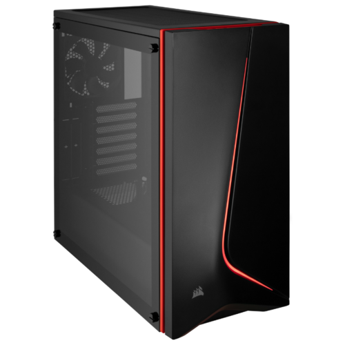 Компьютерный корпус Corsair Carbide Series SPEC-06 TG Black