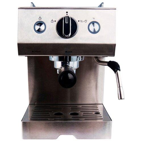 Кофеварка рожковая Gemlux GL-CM-788 серебристый цена 2017