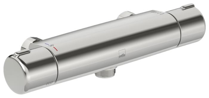 Термостатический двухрычажный смеситель для душа Oras Nova 7471