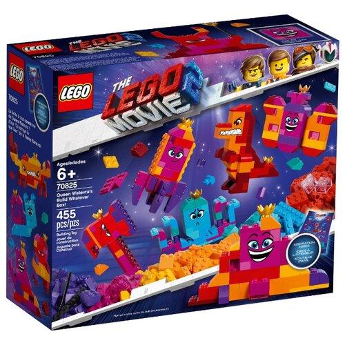 Конструктор LEGO The LEGO Movie 70825 Шкатулка королевы Многолики «Собери что хочешь»Конструкторы<br>