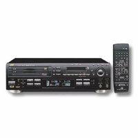 CD-чейнджер JVC XU-301BK