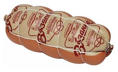 Стародворские колбасы Колбаса Молочная Вязанка вареная
