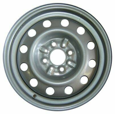 Штампованный диск Тольятти ВАЗ-2110-2112 5x14 4x98 ET35.0 D58.6 серый