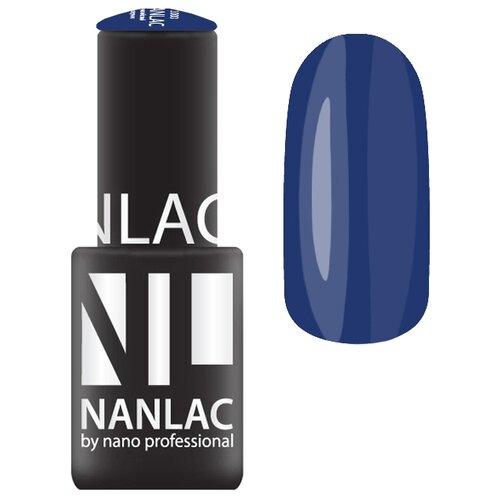 Фото - Гель-лак для ногтей Nano Professional Эмаль, 6 мл, NL 2148 ультрамариновый жаккард гель лак для ногтей kodi basic collection 12 мл 30 r терракотово красный эмаль