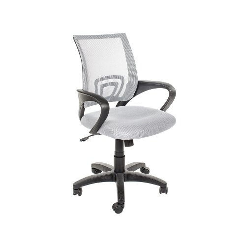 Компьютерное кресло Woodville Turin офисное, обивка: текстиль, цвет: серый компьютерное кресло turin компьютерное кресло