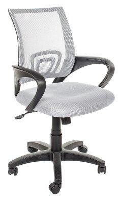 Компьютерное кресло офисное Everprof EP 696 сетка серый