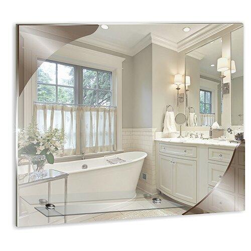 Зеркало Mixline Лотос 525003 59x50 см без рамы
