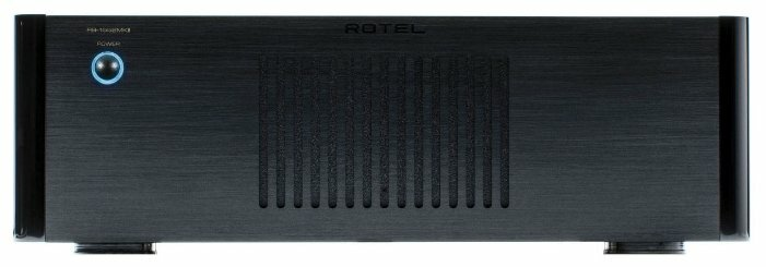 Усилитель мощности Rotel RB-1552 MkII black фото 1