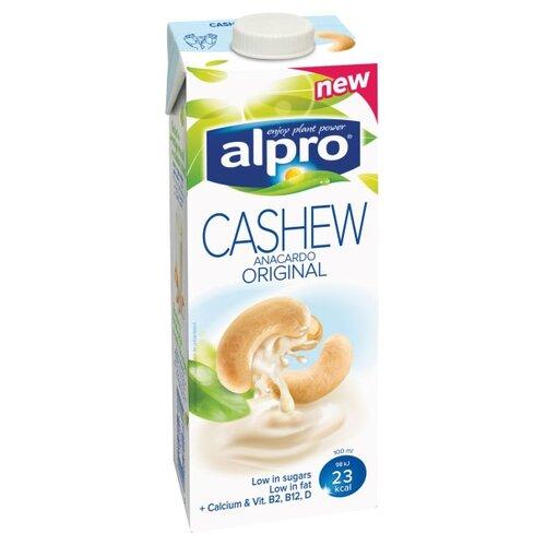 Ореховый напиток alpro Кешью Оригинальный 1.1%, 1 л
