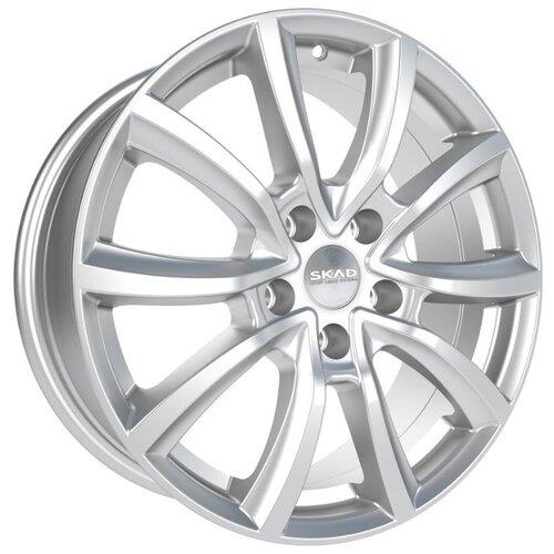 Фото - Колесный диск SKAD Онтарио 7x17/5x112 D57.1 ET43 Селена колесный диск legeartis mz28 7 5x18 5x114 3 d67 1 et60 silver