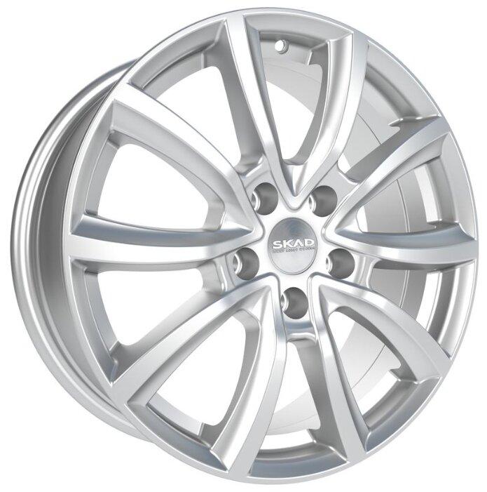 Колесный диск SKAD Онтарио 7x17/5x114.3 D67.1 ET50 Селена