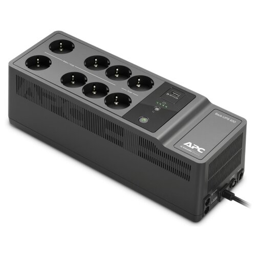 Интерактивный ИБП APC by Schneider Electric Back-UPS BE650G2-RS ибп apc by schneider electric back ups 650ва bc650 rsx761