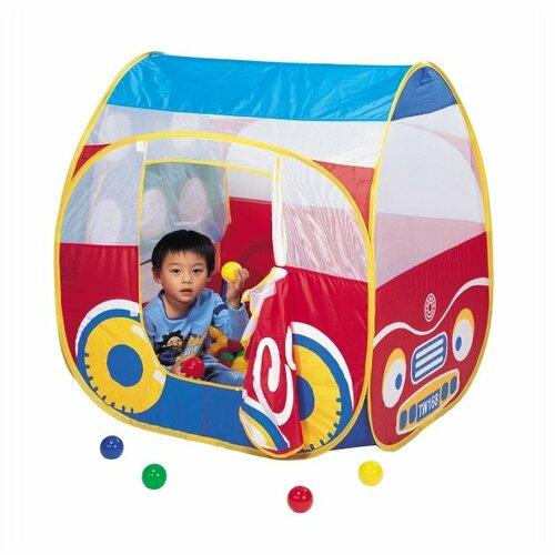Купить Палатка Calida Автомобиль 654 красный/синий/белый, Игровые домики и палатки