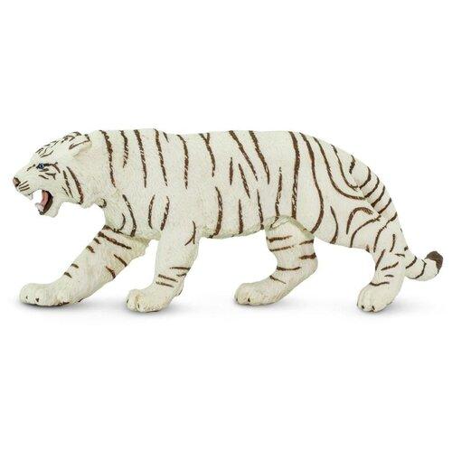 Фото - Фигурка Safari Ltd Белый бенгальский тигр 273129 фигурка safari ltd амурский тигр 111389