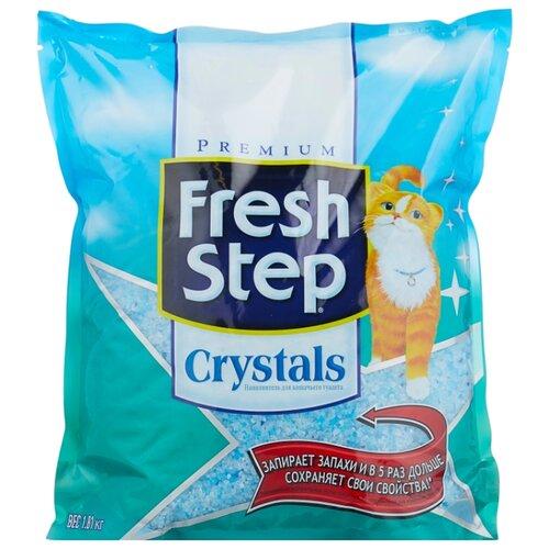 Наполнитель Fresh Step Crystals (1.81 кг)