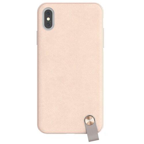 Купить Чехол Moshi Altra для Apple iPhone XS Max бежевая саванна