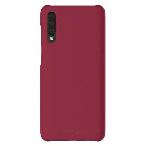 Чехол Wits Premium Hard Case (GP-FPA705WSA) для Samsung Galaxy A70 бордовый