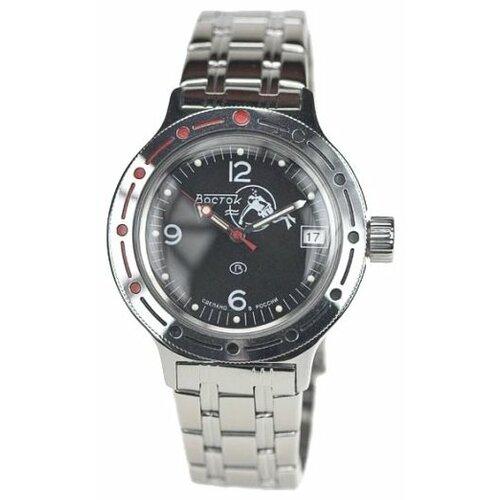 Наручные часы Восток Амфибия 420634 наручные часы восток амфибия 090913