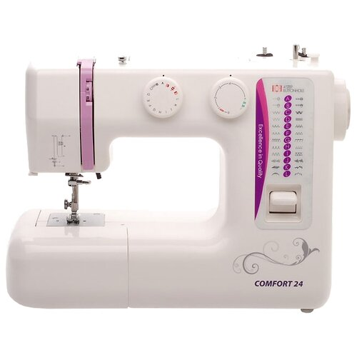 Швейная машина Comfort 24, белый швейная машина comfort 18 белый