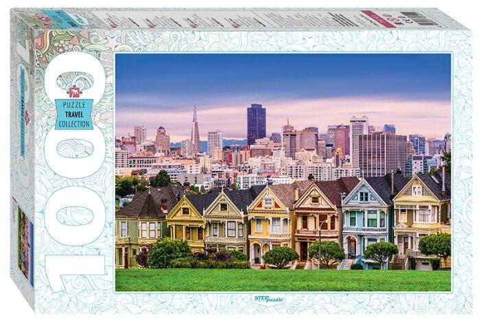 Пазл Step puzzle Travel Collection США Сан-Франциско (79141), 1000 дет.
