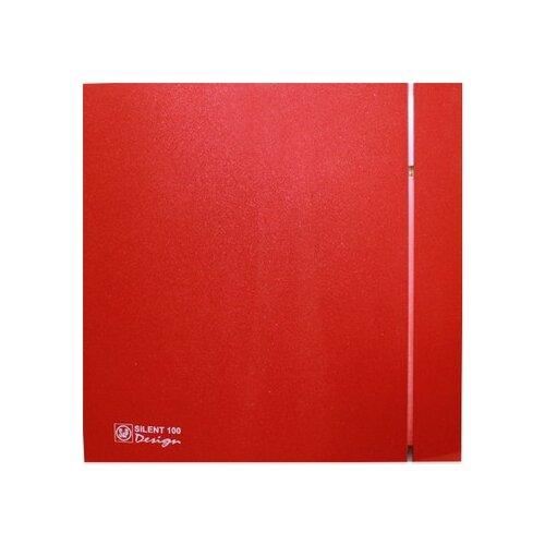 Вытяжной вентилятор Soler & Palau RED, red 8 Вт цена 2017