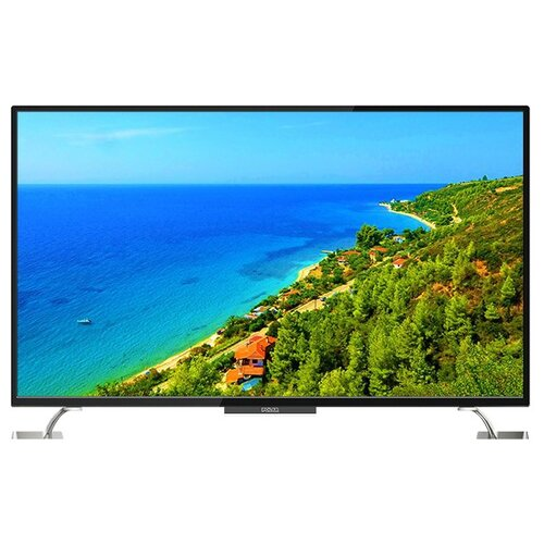 Фото - Телевизор Polar P55U51T2CSM 55 (2019) черный телевизор polar p32l34t2c