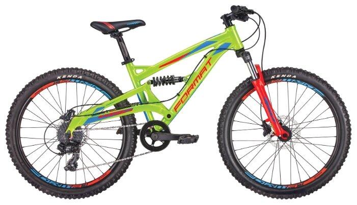 Подростковый горный (MTB) велосипед Format 6612 (2019) RBKM0J648003