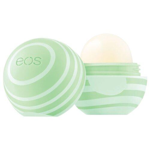 EOS Бальзам для губ Cucumber melon clinique chubby stick увлажняющая помада бальзам для губ 04 mega melon